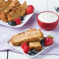 Dairy Free Baked French Toast