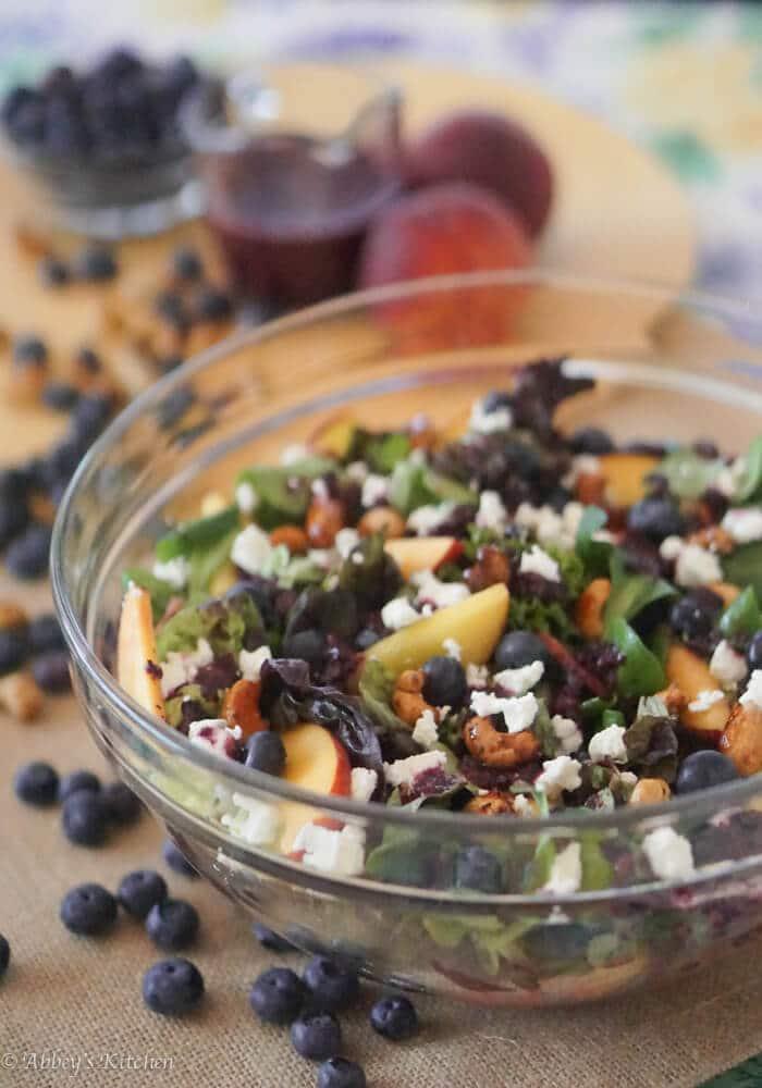 blueberry peach salad (1 of 6)