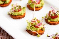 healthy christmas appetizers