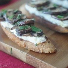 healthy easy bruschetta recipe