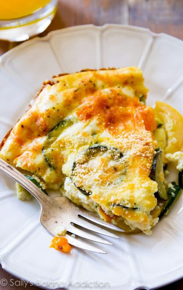 Best healthy easter recipes for easter dinner lunch or brunch for Good quiche recipes easy