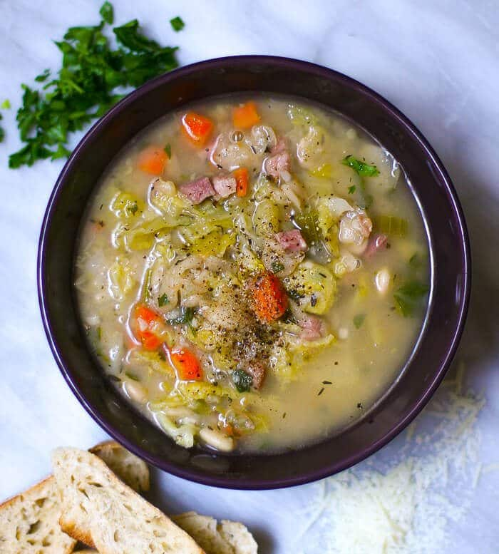 ham-butter-bean-soup-with-savoy-cabbage-2