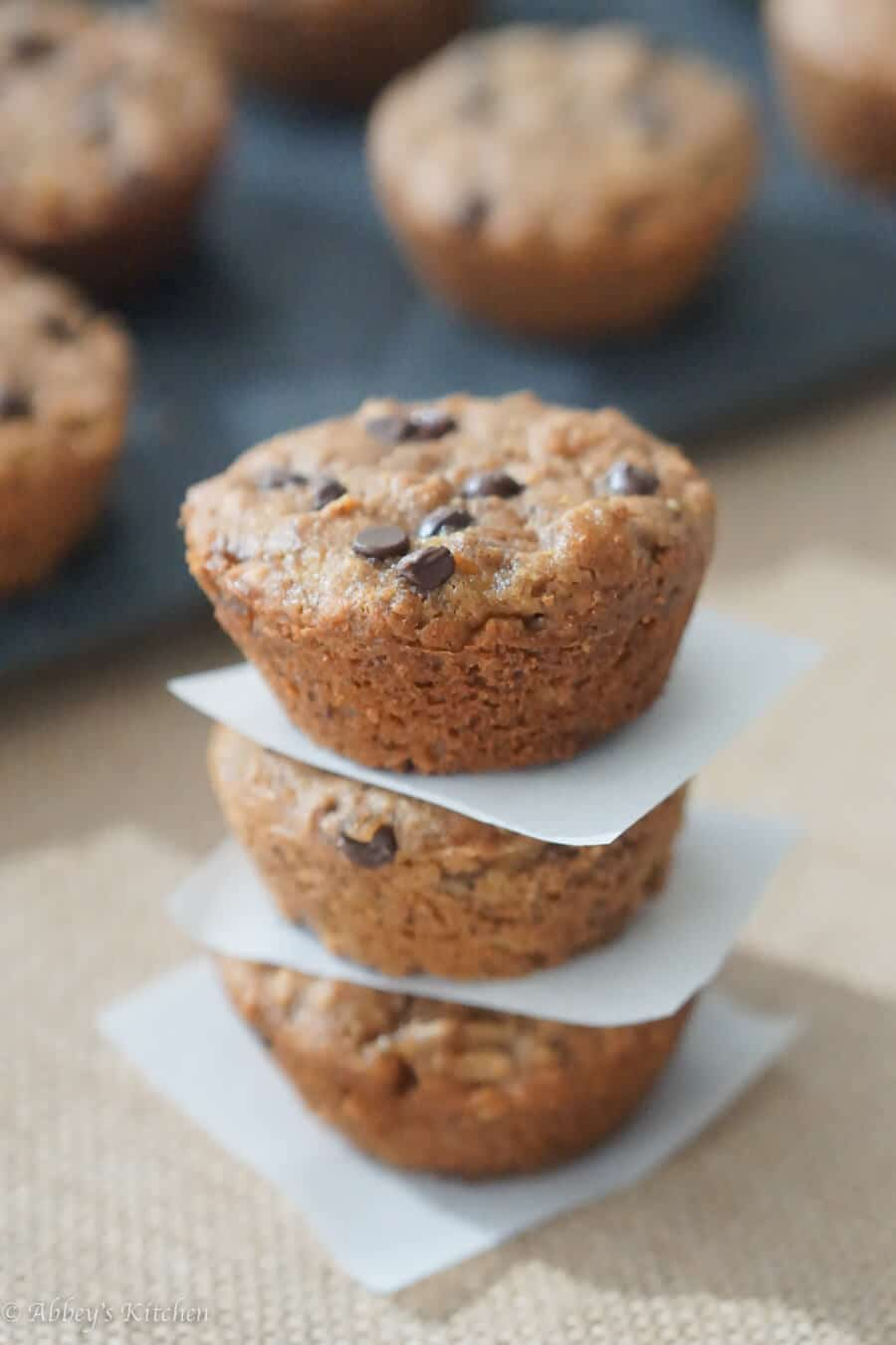 peanut banana muffins (8 of 18)