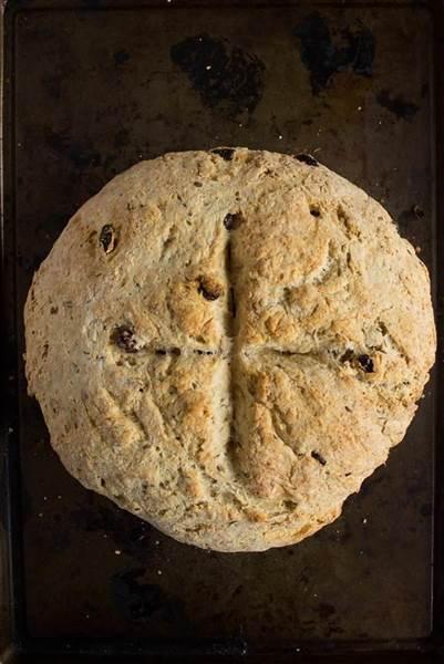 soda bread irish