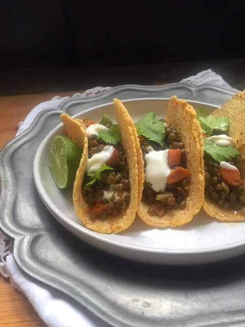 moms kitchen handbook - indian tacos