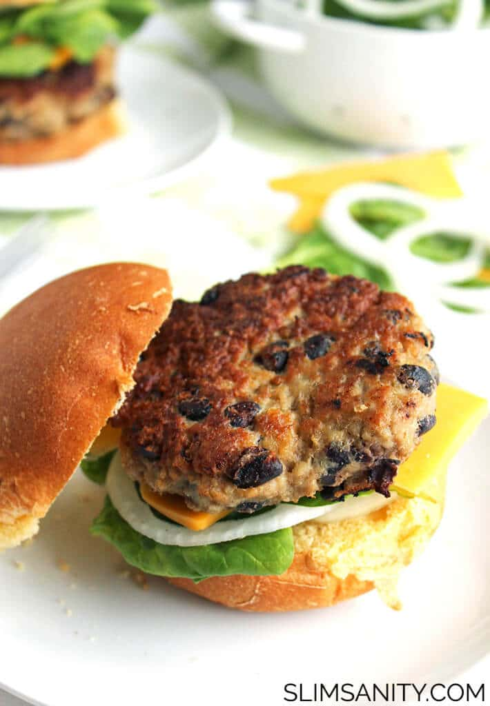 best healthy burger recipes