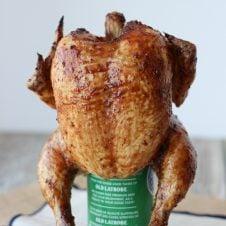 gluten free beer can chicken