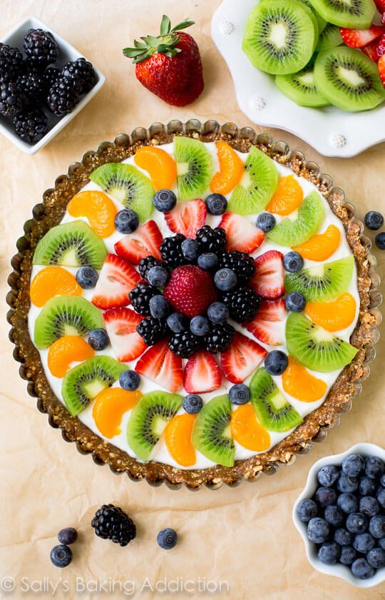 These Labor Day healthy dessert recipes will help you end your BBQ (and Summer, in general) with a total bang! Low calorie, gluten free, vegan and more- there's something for everyone in this healthy dessert round up.