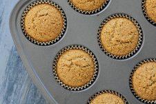 gluten free oatmeal muffins