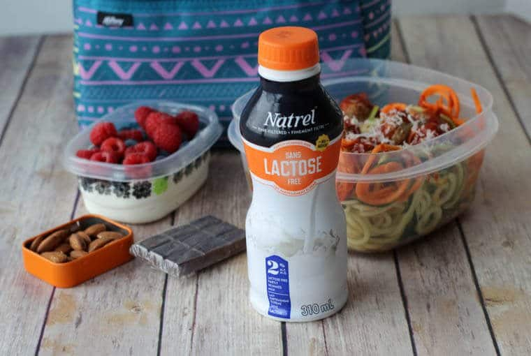 Packing a healthy lunch box is not just for kids or parents of kids. I share my easy guide to packing a balanced healthy lunch box for adults to take to work.