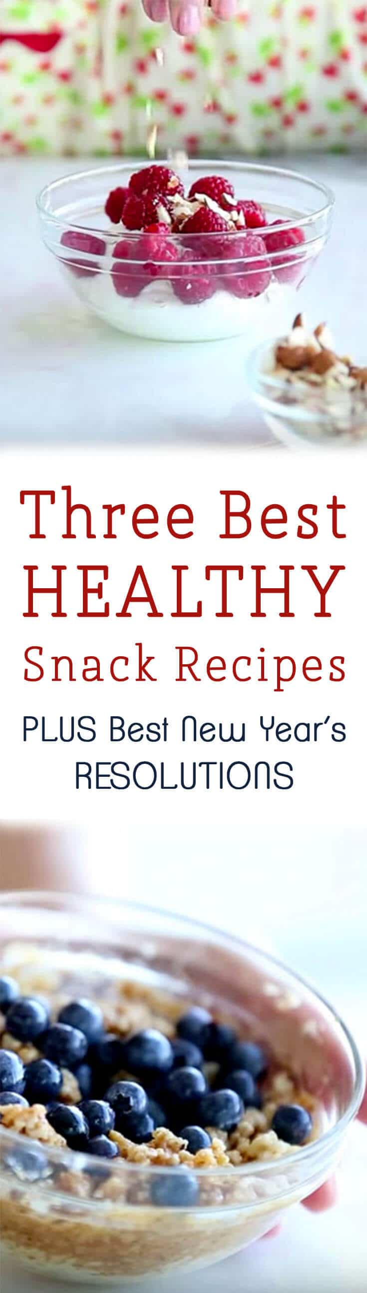 Check out these three easy healthy snack recipes under 200 calories to get you out of that classic 3PM energy slump. The key here is a combination of protein, fibre and healthy fats that you can find in power foods like almonds.