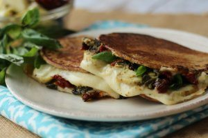 Low Carb Healthy Grilled Cheese Recipes 3 Ways!