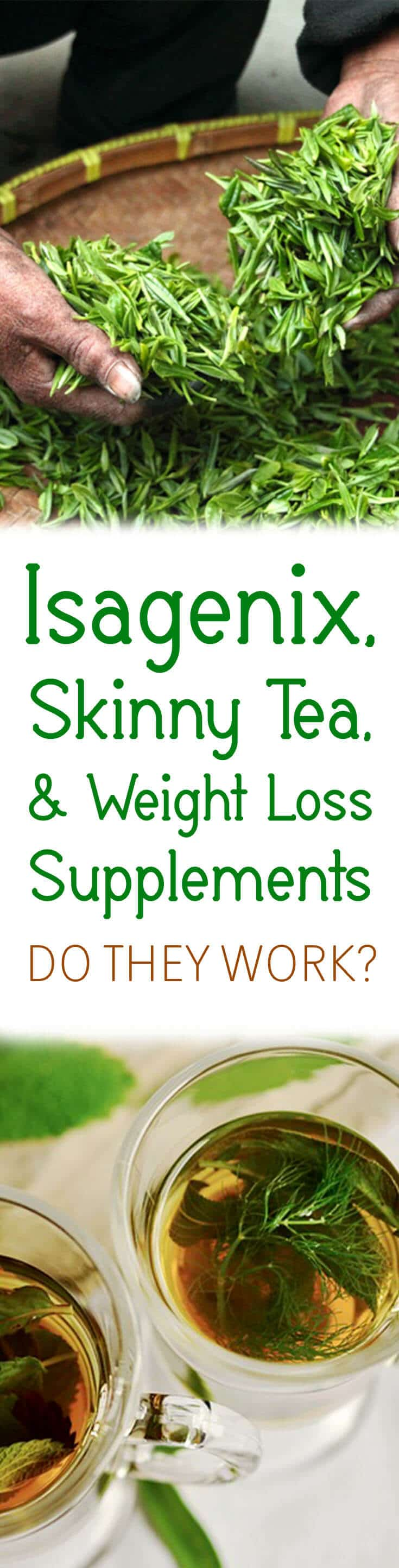 "I looked into three of the major brands of teatoxes and two ""flushing"" dietary supplements to get the ""skinny"" on how they work."