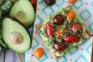 Healthy On The Go Work Snacks | Easy Snack Toasts 3 Ways
