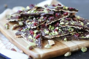 Vegan Passover Matzo Brittle with Salted Coconut Sugar Toffee