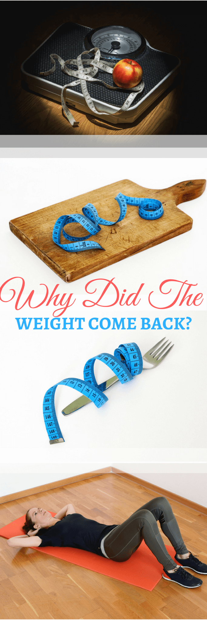 In this post, we discuss set point theory and look at the rationale for why weight loss always comes back (and why it's not your fault!)