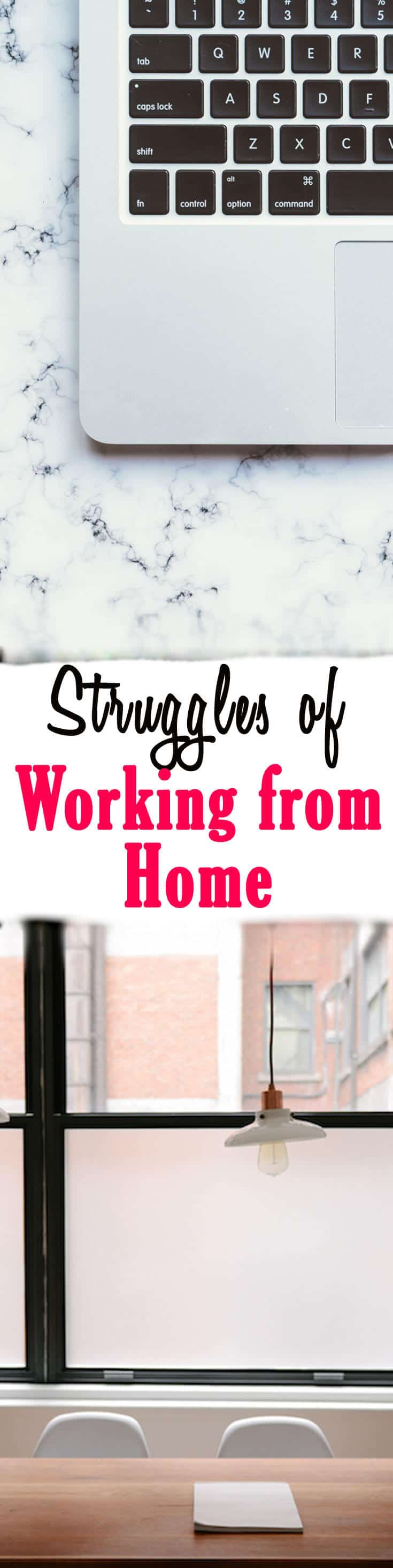 I share some of the top struggles of freelancing and working from home along with my top tips for how to make it work for you!