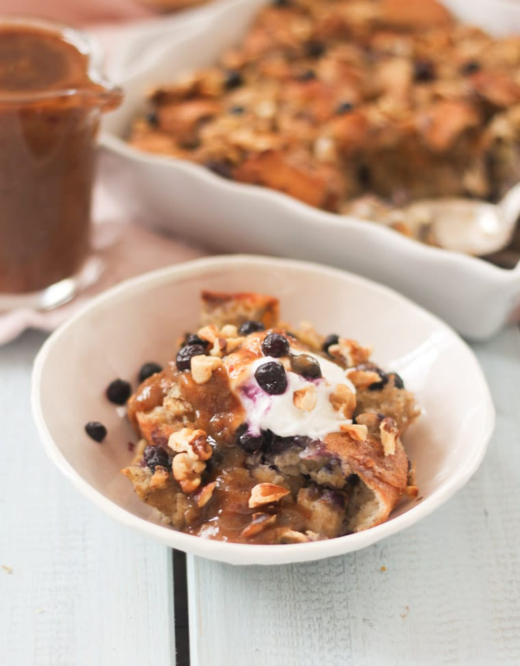 how to make good bread pudding