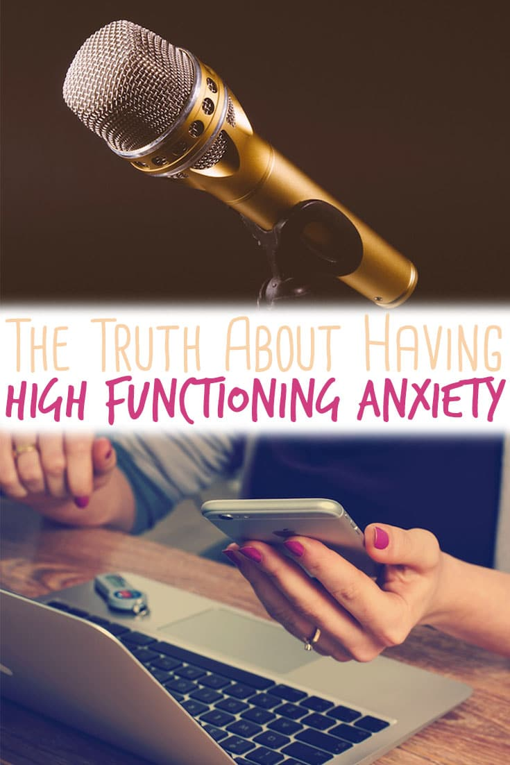 I share my story of having high functioning anxiety and working in the spotlight in media. I also share how I overcame it and continue to manage my anxiety.