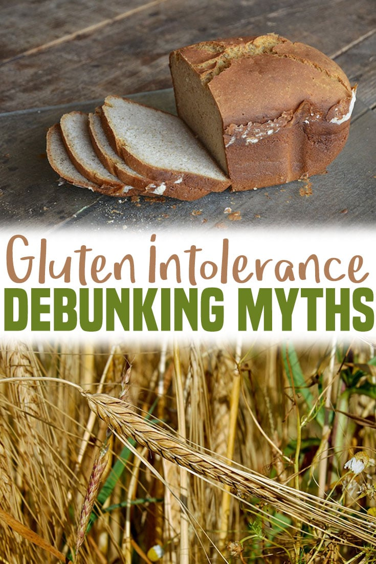 I look at the research to determine the truth about whether non celiac gluten sensitivity and gluten intolerance is real or just in your head.