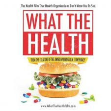 """What the Health"" movie poster."