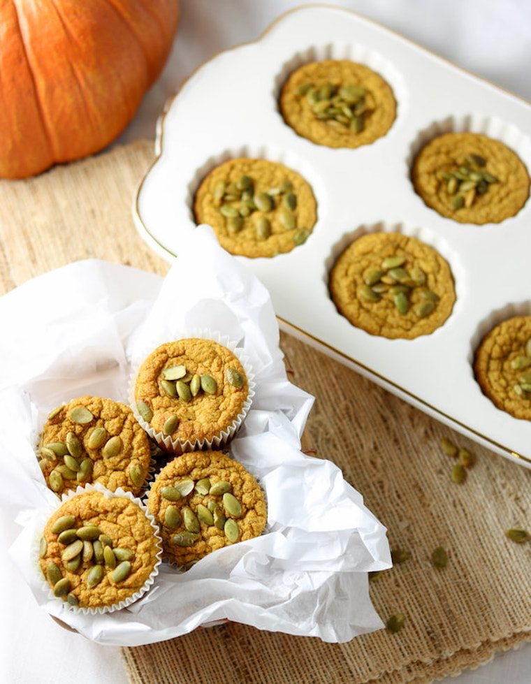 No matter the food intolerances or allergies at the table, I've got you covered with a roundup of 15 of the best healthy gluten free thanksgiving dessert recipes!