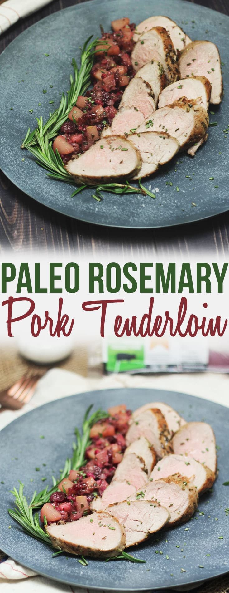 Pork tenderloin is the tenderest cut for pork. A loin, pork or roast will be tougher and less successful in marinating. So, go with a pork tenderloin and slice it as medallions when serving.