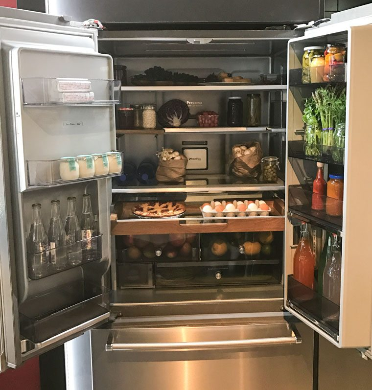 I talk about the newest kitchen innovations and how having a functional kitchen makes cooking and eating well actually enjoyable.