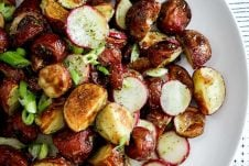 These are the best healthy potato recipes from bloggers and dietitians, inspired by my trip to Florenceville learning about potatoes from farm to fork.