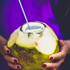 What's the best thing to drink during exercise to stay hydrated, and are coconut water, sports drinks, milk and energy drinks really going to make a difference to your workout?