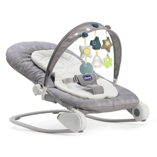 bouncer or swing for babies