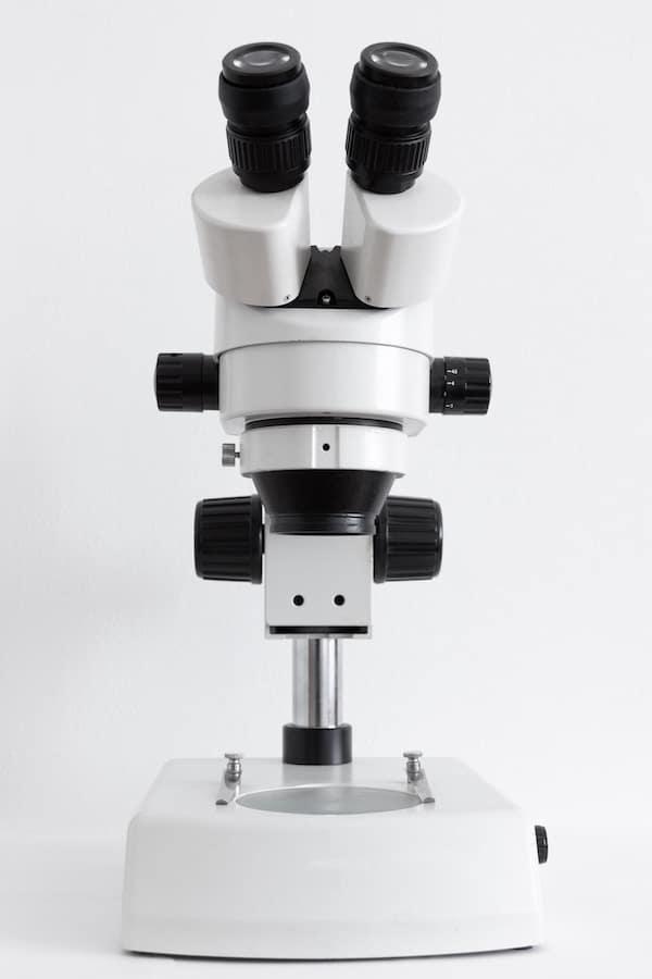 machine used to examine evidence