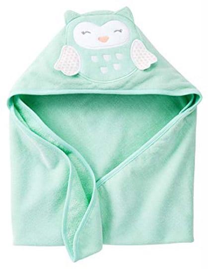 hooded towel for infants