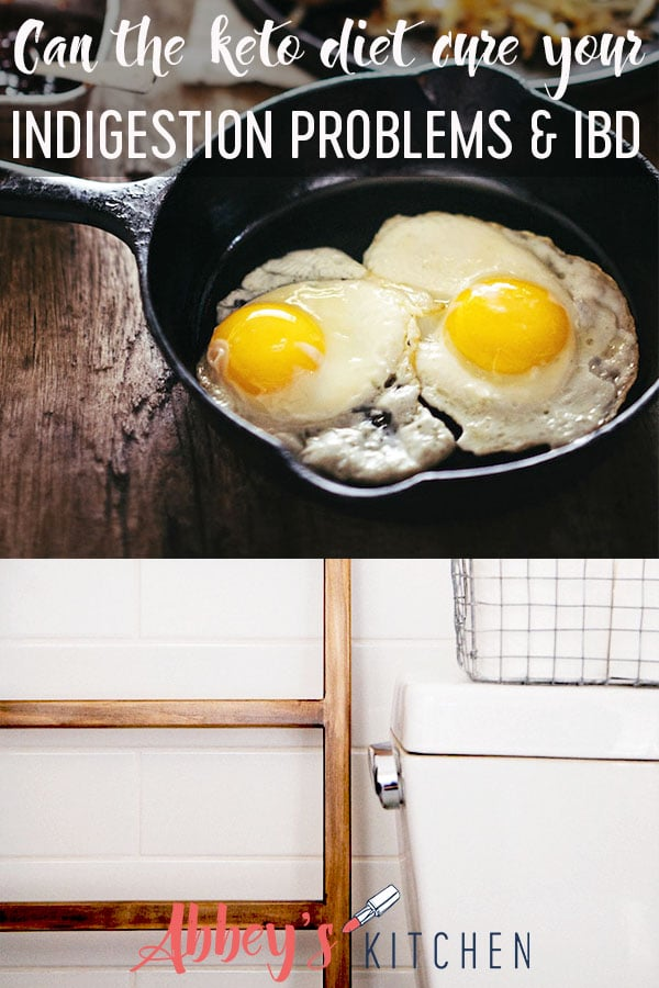 Eggs in a skillet and toilet.
