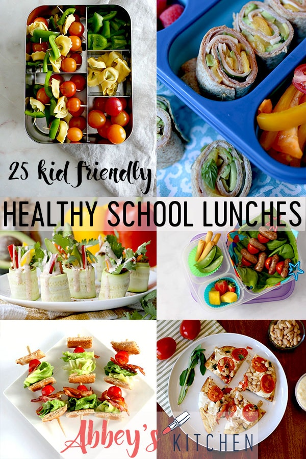 healthy school lunches.