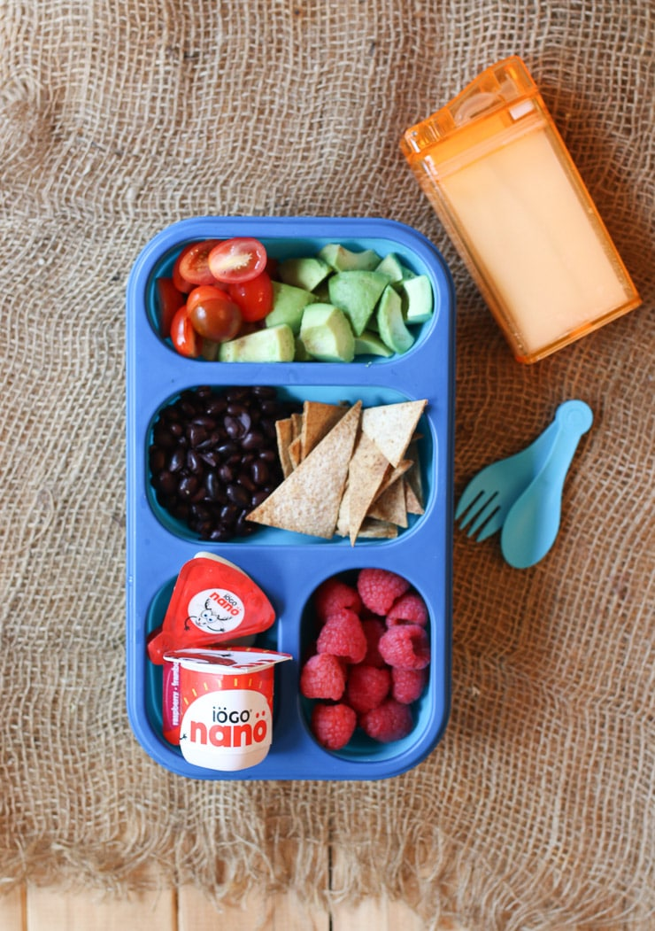 I share my school lunch survival guide helping you pack meals for everyone in the family with the same ingredients to save you money and time.