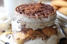 These Tiramisu Protein Overnight Oats are one of my favourite healthy make ahead breakfast recipes for busy mornings when I'm craving something sweet.