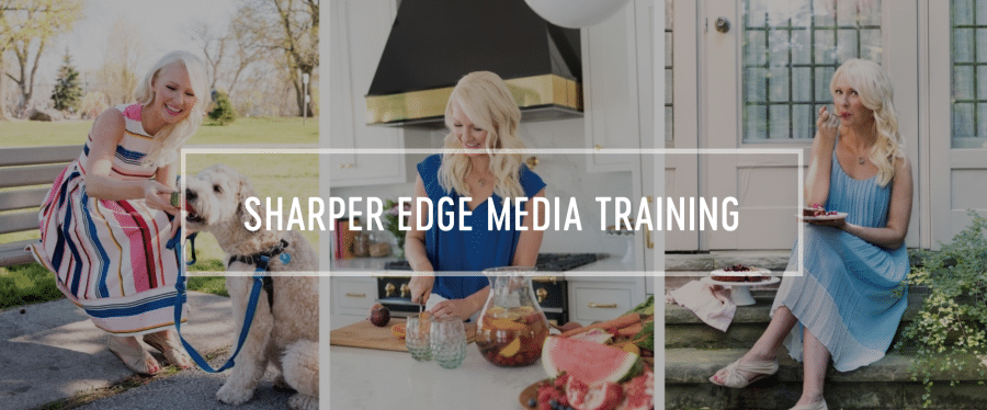 Sharper Edge Media Training