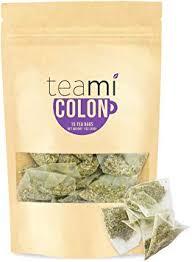 Bag of Teami tea for bloating