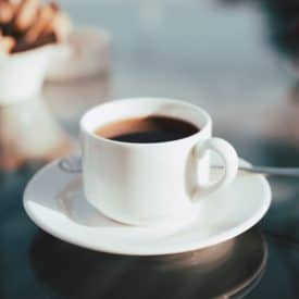 image of coffee in a coffee mug