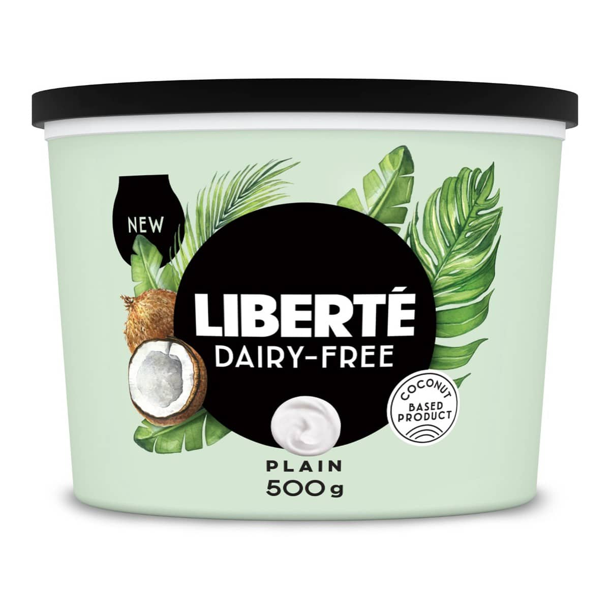 A container of Liberté Dairy Free.