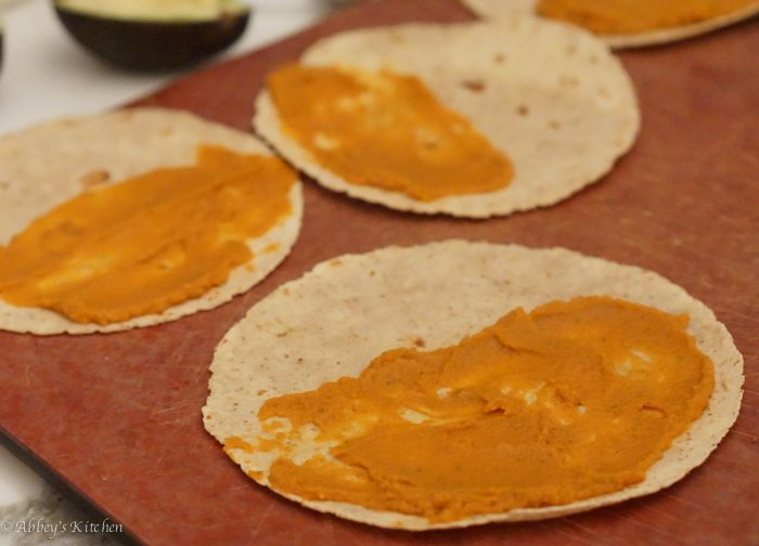 Spicy Pumpkin Quesadilla | Leftover Pumpkin Puree Recipe