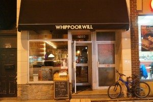 The Whippoorwill Launches a New Fall Menu!